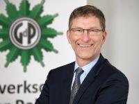 GdP-Bundesvorsitzender Oliver Malchow GdP Hagen Immel