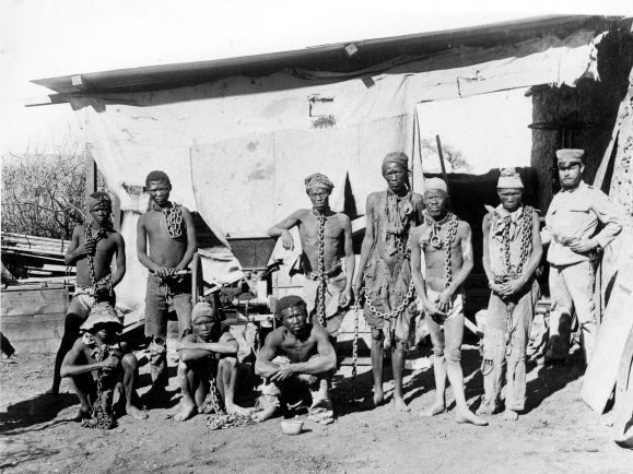 Herero und Nama