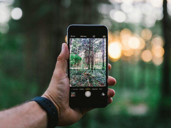 Smartphone-Sensoren