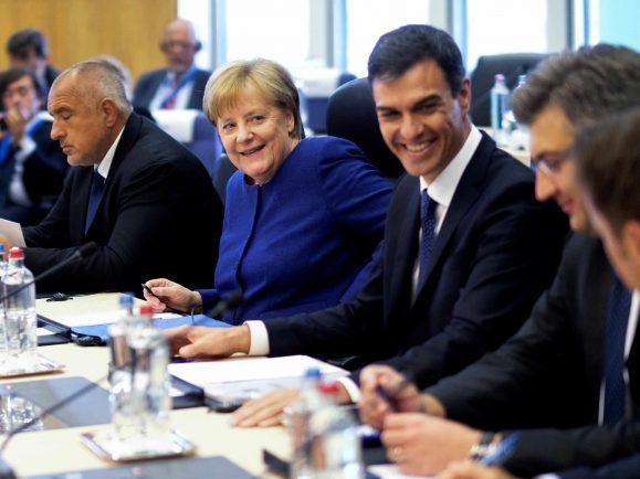 EU-Sondertreffen