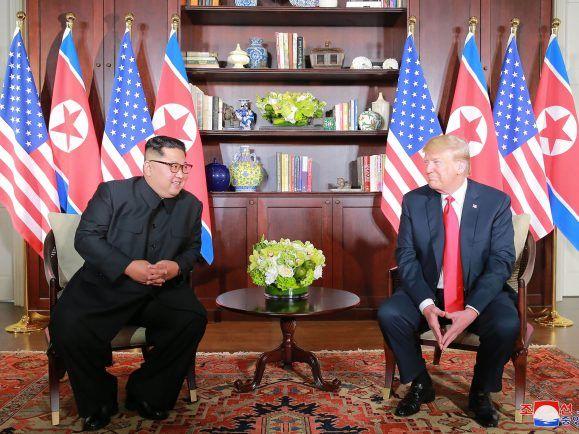USA und Nordkorea