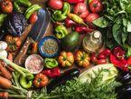 der vegetarischer Metzger