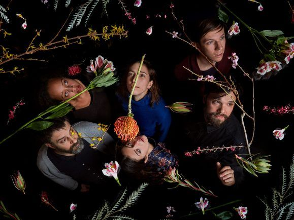 Verbreiten Optimismus: Dirty Projectors. Foto: Jason Frank Rothenberg
