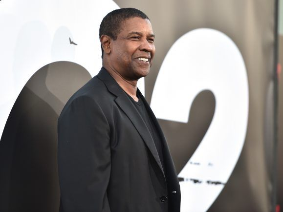 "Denzel Washington bei der Premiere seines Films ""The Equalizer 2"" in Hollywood. Foto: Alberto E. Rodriguez 
