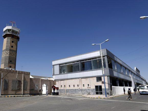 Flughafen von Sanaa