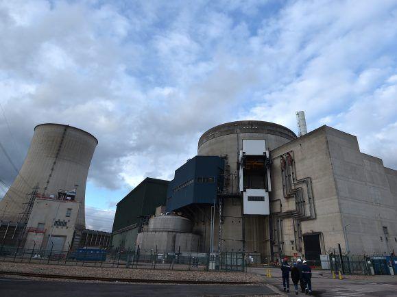Brandschutz in Atomkraftwerken