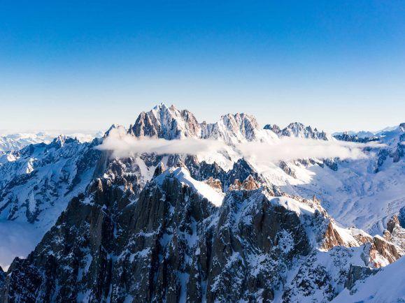 künstliche Gletscher