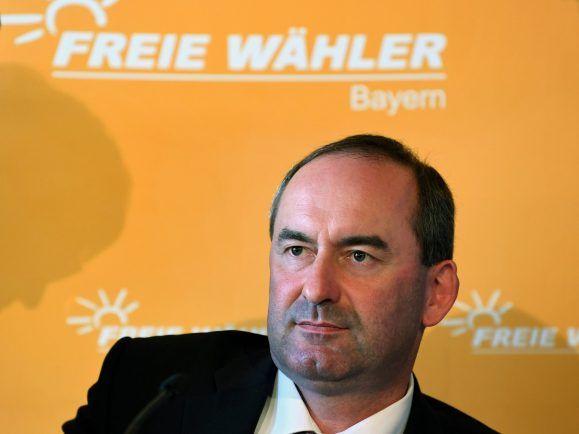 Hubert Aiwagner und seine Freien Wähler gehören zu den Gewinnern der bayerischen Landtagswahl 2018.