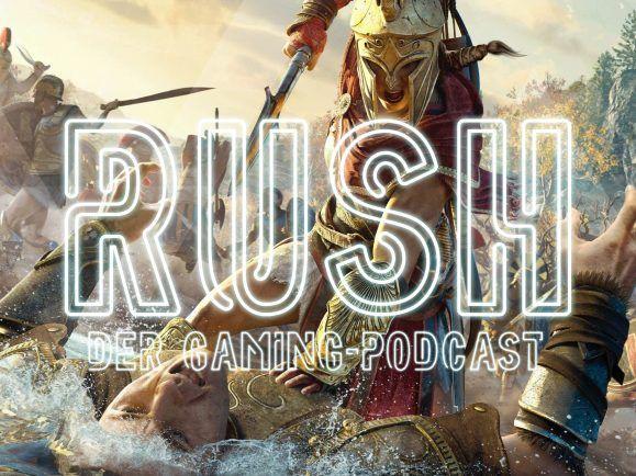 RUSH Assassins Creed Odyssey Ubisoft