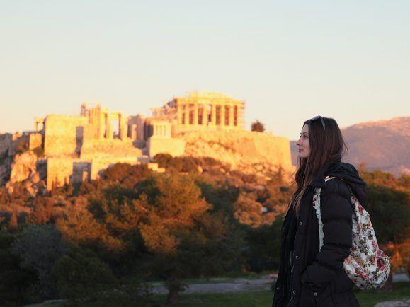 griechische Studenten