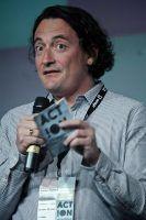 Andreas Gebhard ist  Gründer und Geschäftsführer der re:publica.