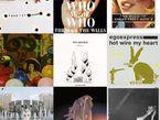 Von Adriatique über  Four Tet und Télépopmusik bis zu WhoMadeWho - der Plattenkoffer von Kalipo. Collage: detektor.fm