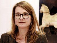 """Annekatrin Klepsch - im Gespräch über das Theaterstück """"Das blaue Wunder"""""""