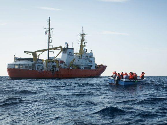 Seenotrettung