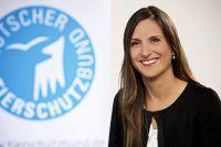 ist Pressesprecherin beim Deutschen Tierschutzbund.