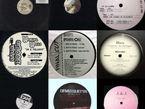 House und Techno aus den 1990ern, darunter einige Raritäten - das ist in Lydia Eisenblätters Plattenkoffer zu finden. Collage: detektor.fm