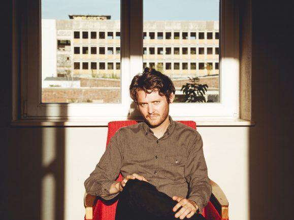 Er ist jetzt ein Berliner: Zach Condon von Beirut. Foto: Olga Baczynska