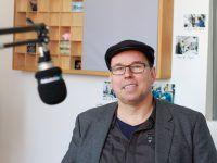Autor und Kulturwissenschaftler Christian Arndt im Gespräch mit detektor.fm