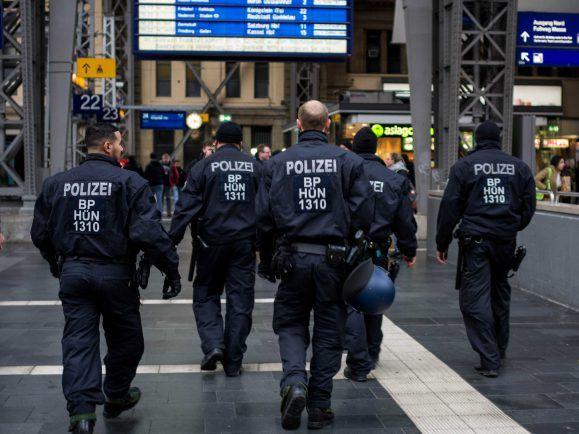 Polizeigesetze