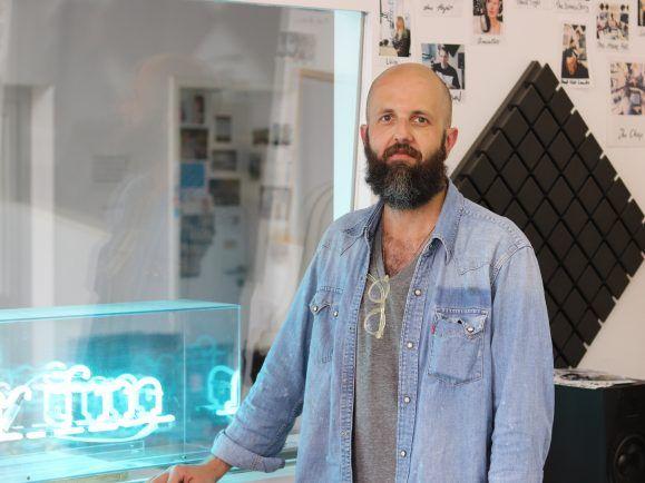 William Fitzsimmons im detektor.fm-Studio