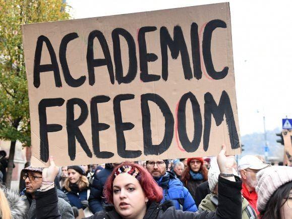 Wissenschaftsfreiheit