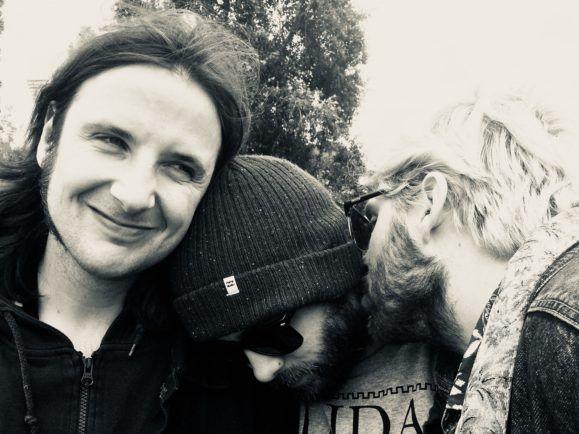 Trio aus Bamberg: Mandrax Queen. Foto: Promo