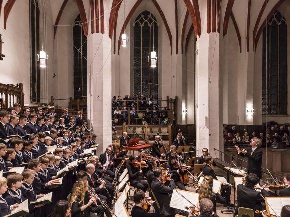 Gehört zu Ostern wie der Thomanerchor zur Leipziger Thomaskirche – die Matthäus-Passion. Foto: Nick Putzmann