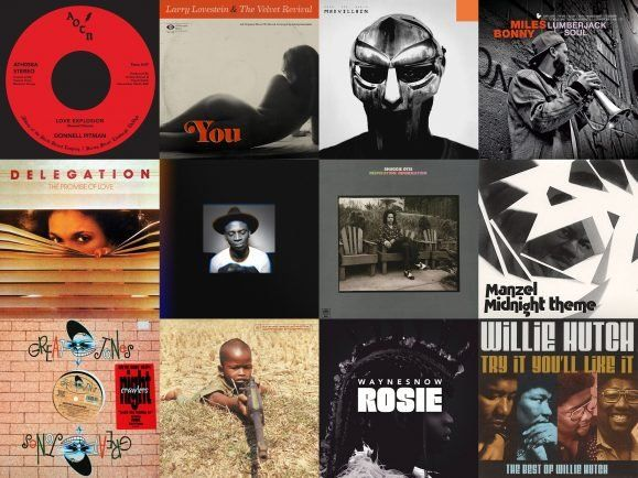 Jede Platte aus einem anderen Genre – Matthias Fiedler spielt im Plattenkoffer House, HipHop, Soul und mehr. Collage: detektor.fm