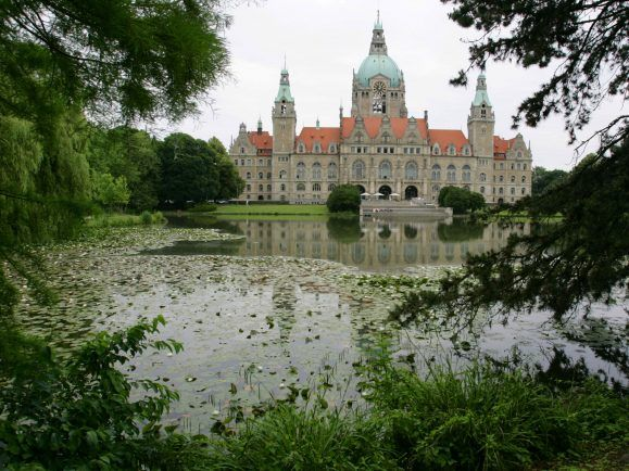 Rathaus Hannover
