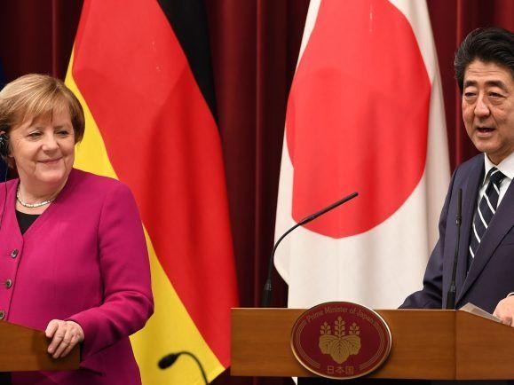 Deutschland und Japan
