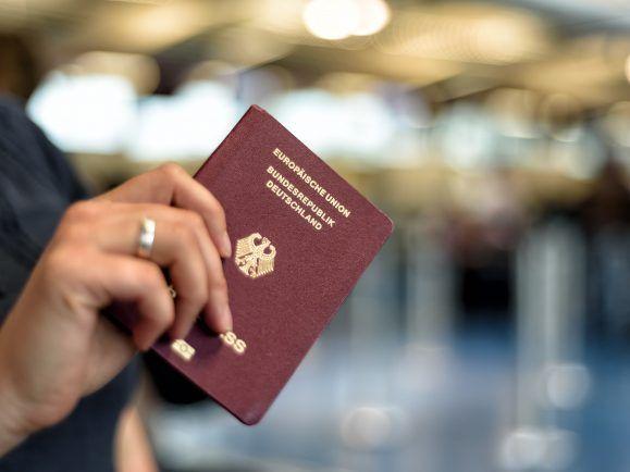 Staatsbürgerschaft