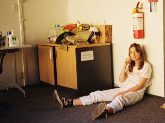 Keine Zeit zum Aufräumen: Angie McMahon. Foto: Joe Orton