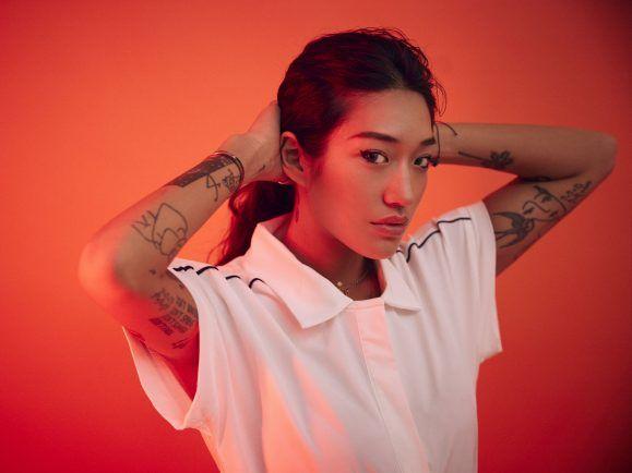 Kann Mode und Musik: Peggy Gou. Foto: Jungwook Mok