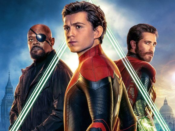 Spider-Man Far From Home Sony