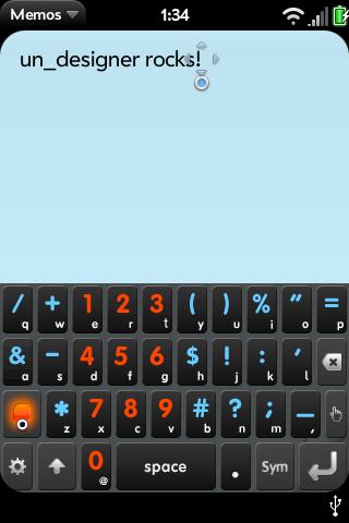 Virtual Keyboard Screenshot 2