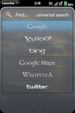 Add Bing and Yahoo Screenshot 0