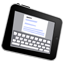 TouchPad Text Editor  Logo
