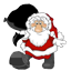 Santa Button (Beta) Logo