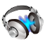 Music Player (Remix) 2.5 Logo