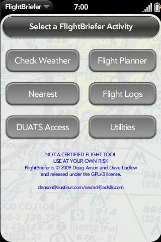 FlightBriefer: Aviators Mobile Resource Screenshot 0