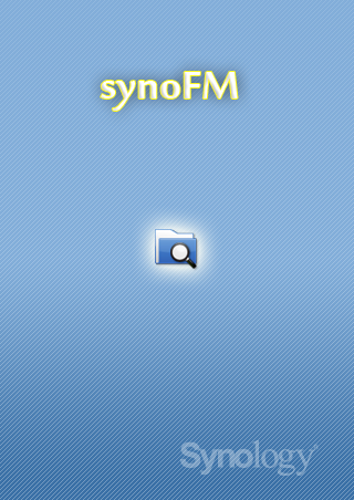 synoFM Screenshot 0