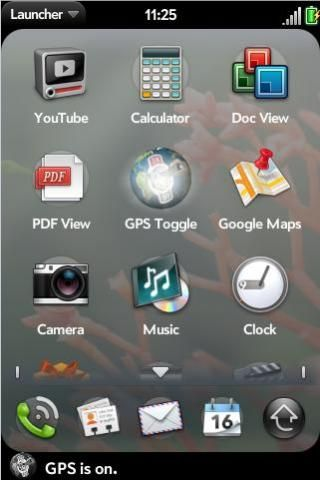 GPS Toggle Screenshot 0