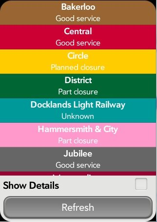tubeInfo Screenshot 0