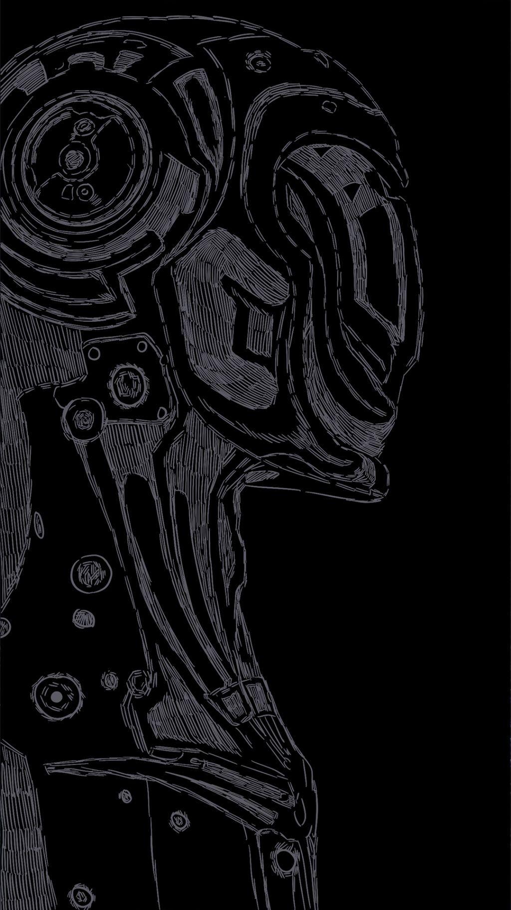 星空、太空:高清手机壁纸插图29