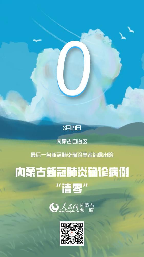 清零+1!内蒙古自治区清零插图1