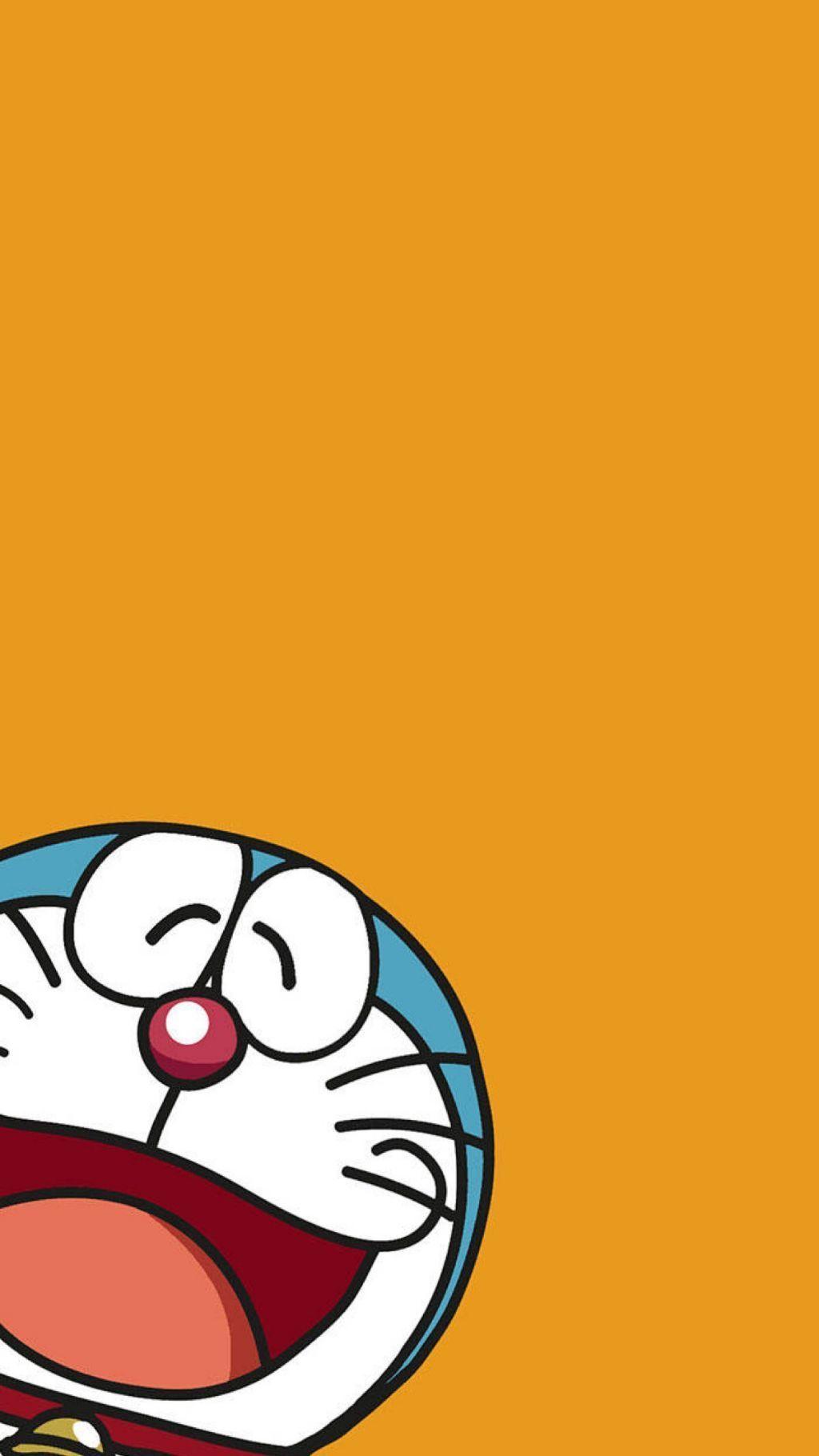 手机壁纸:蓝胖子、多啦A梦、叮当猫手机壁纸,赶紧换上。插图35