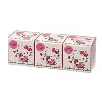 Hello Kitty草莓果乾巧克力3入盒(黑色,白色)