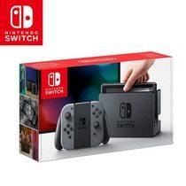 任天堂 Nintendo switch主機組合-灰色(台灣公司貨)