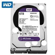 WD 威騰 WD60PURZ 紫標 6tb 3.5吋監控系統硬碟