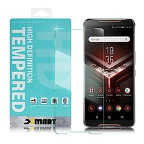 Xmart For ASUS rog phone ZS600KL薄型 9H 玻璃...